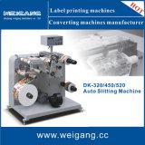 Auto et de refendage rembobinage de la machine à papier et de film
