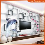 Papeles pintados llenos barato modernos calientes de la venta HD para la pintura casera de la decoración