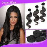 Peinados de calidad superior de la boda con extensiones del pelo humano del 100%