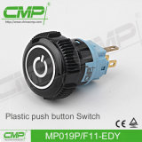 interruptor da tecla da alta qualidade de 19mm