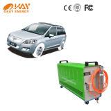 Hhoカーボン洗剤を使用してより小さいタイプ移動式サービス