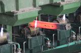 鋼鉄鋼片の連続鋳造機械