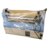 Máquina laminadora de adhesivo termofusible para cartón ondulado (DCL-RT800).