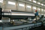 El eje de acero ues para las grandes máquinas