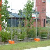Controlo de multidões empurrador temporária/ Australian Esgrima temporária