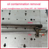 Fonctionnement facile 200W Nettoyant laser pour traitement de surface pour Hot DIP Galvanized Pipe