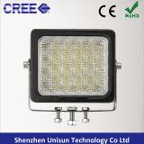 12V-24V 6pouce 100w 8000lm Heavy Duty CREE LED lampe de travail