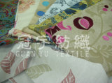 Home Textile DecorationのためのシュニールJacquard Polyester Fabric