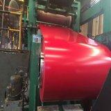 Bobina de aço galvanizado revestido de cor Prepainted bobina de aço