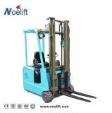 Rad-mini elektrischer Gabelstapler des China-Fabrik-Preis-3 für Verkaufs-Modell Cpd15 mit seitlicher Schiebung