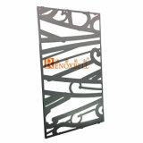 Façade en aluminium panneau perforé pour décoration murale
