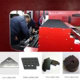 3000W Plaque d'acier au carbone en acier inoxydable de machines de découpe laser à fibre pour la vente