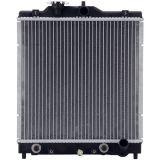 Auto-aluminium radiatoren voor Honda Civic L4/L5 1.6L 1992-2000 1999 1998 1997 1996 1995 1994 1993 met dpi-nummer 1290