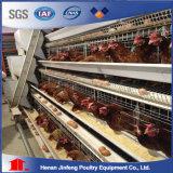 層の養鶏場の鶏の昇給の中国の工場直接供給の動物のケージのためのフレームの自動鶏のケージ