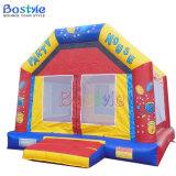 Partei-aufblasbares springendes Prahler-Haus-aufblasbares Schloss