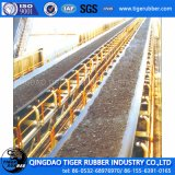 Preço de borracha da borracha da correia transportadora do cabo de aço resistente do petróleo de China