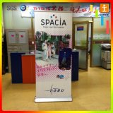 Présentoir d'exposition en aluminium Stand China Pull-up Banner