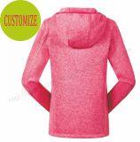 Fashion Lady Hoodies con bolsillo lateral en Cardigans ropa Fw-8813