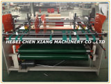 Máquina Semi-Auto de Gluer de la carpeta de la prensa
