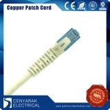 Кот. 6 шнур заплаты разъема UTP 24AWG PVC/LSZH 1m голубой RJ45