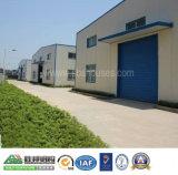 Estructura de acero combinada como taller, almacén, oficina