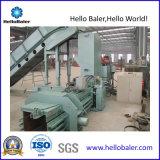 Máquina de cintas Hidráulica horizontal para a compactação de resíduos de papel, plástico