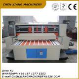 Vollautomatische Pappstempelschneidene Drehmaschine