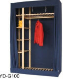 Foldable Wooden Wardrobe (YD-G100)
