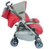 Neuer Baby-Spaziergänger mit Aluminiumrahmen (390A)