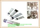 Totalmente automático Médico Ungüento / betún / adhesiva de aluminio tubo de llenado y sellado de la máquina Número de procesamiento por lotes