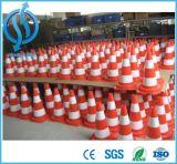 700 milímetros Cone PVC para Roadway e Segurança no Trânsito