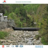 전기 기업에 있는 내구력이 있는 공기 팽창식 고무 댐