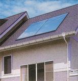 Spalte unter Druck gesetzter Hitze-Rohr-Schlauch-Solarwarmwasserbereiter-Kollektor