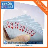 Matt/glattes weißes undurchlässiges steifes Belüftung-Blatt für Spielkarte