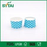 Getränkegebrauch und Cup-Typ Eiscreme-Papiercup