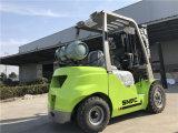 Chariots gerbeurs de LPG d'essence chariot élévateur de propane de 3 tonnes