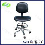 Cadeira de couro ajustável do laboratório do plutônio do ESD da alta qualidade