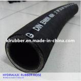 De Flexibele Hydraulische RubberAssemblage op hoge temperatuur van de Slang