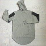 Longline Hoodies ватки способа отдыха людей в взрослом одевает Fw-8662