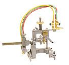 CG2-11Gの手動ガス管の打抜き機
