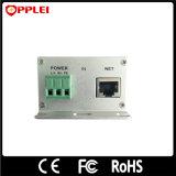 Cámara de seguridad 2 en 1 el poder protector de sobretensión y Ethernet.