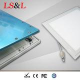 UL tecto LED à prova de luz do painel de LED plana quadrada