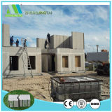 Produtos prefabricados de betão com isolamento de material compósito do tipo sanduíche com painel de parede de EPS para a Argélia/Somália/Açores