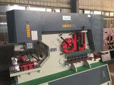 Q35y-40 van de Hydraulische Machine van het Ponsen en het Scheren van de Fabriek de Arbeider van het Ijzer