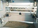 Wc67y chapa metálica máquina de dobragem hidráulica CN