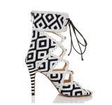 Nuevo estilo de Mujer Zapatos de Tacón (MS07-35)