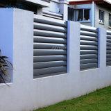 Melhor qualidade do painel da Barragem varanda para o jardim