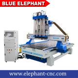 Ele1325 Professional Router CNC para corte y grabado en madera Venta de la máquina