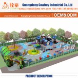 2018 Cheap Galvanized Pipe Plastic Kids Outdoor Playground