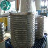 Tela de pressão de aço inoxidável para a máquina de papel